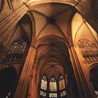 Dom Regensburg Gewölbe